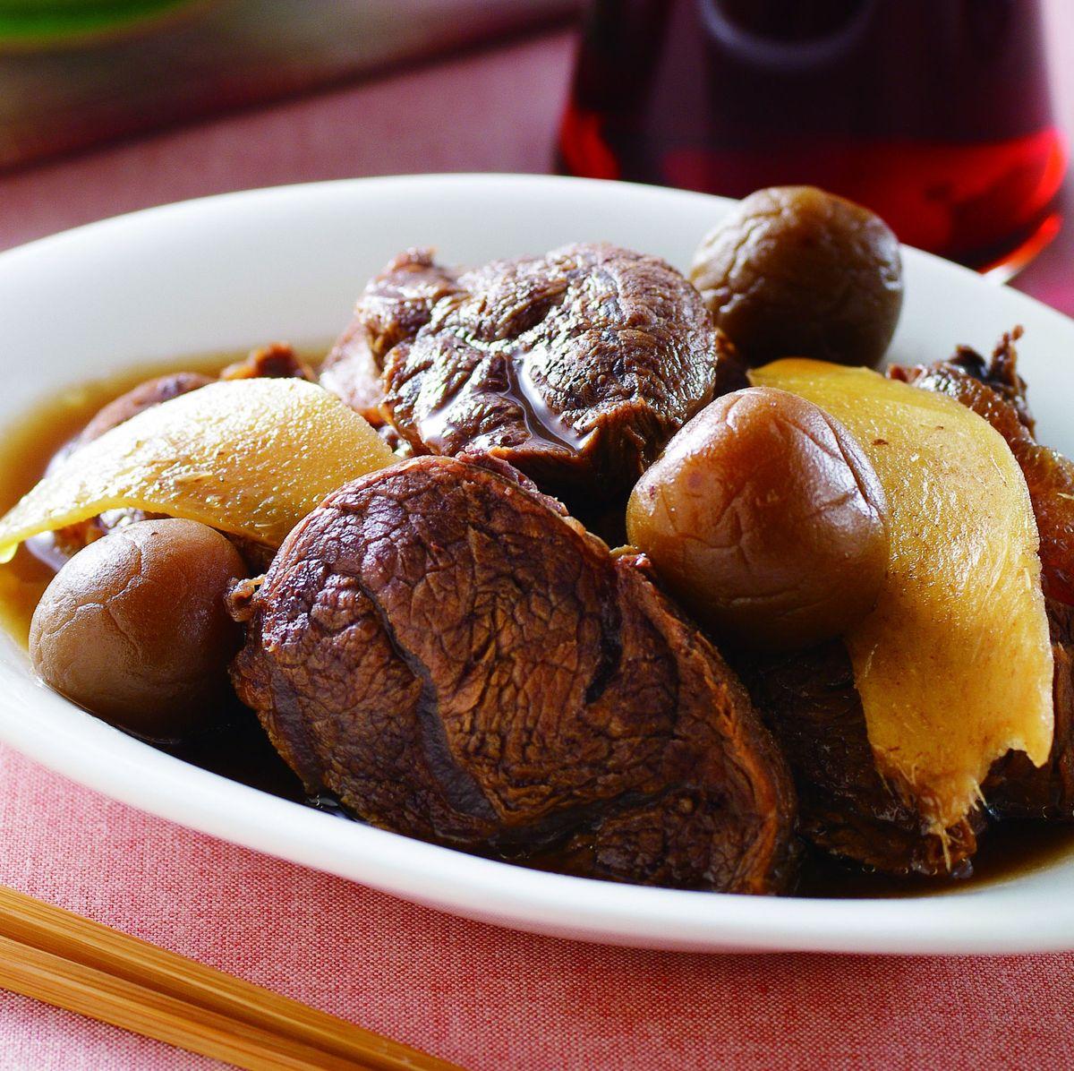 食譜:梅子燉牛肉