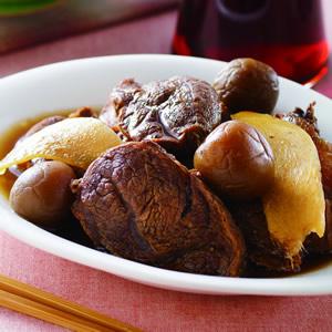 梅子燉牛肉