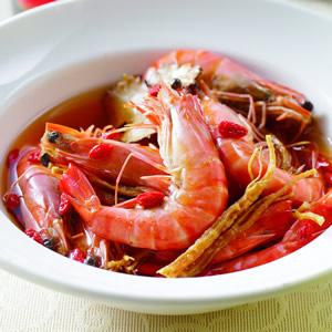 紹興醉蝦(7)