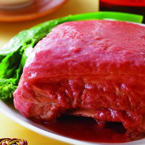 紅露腐乳方塊肉