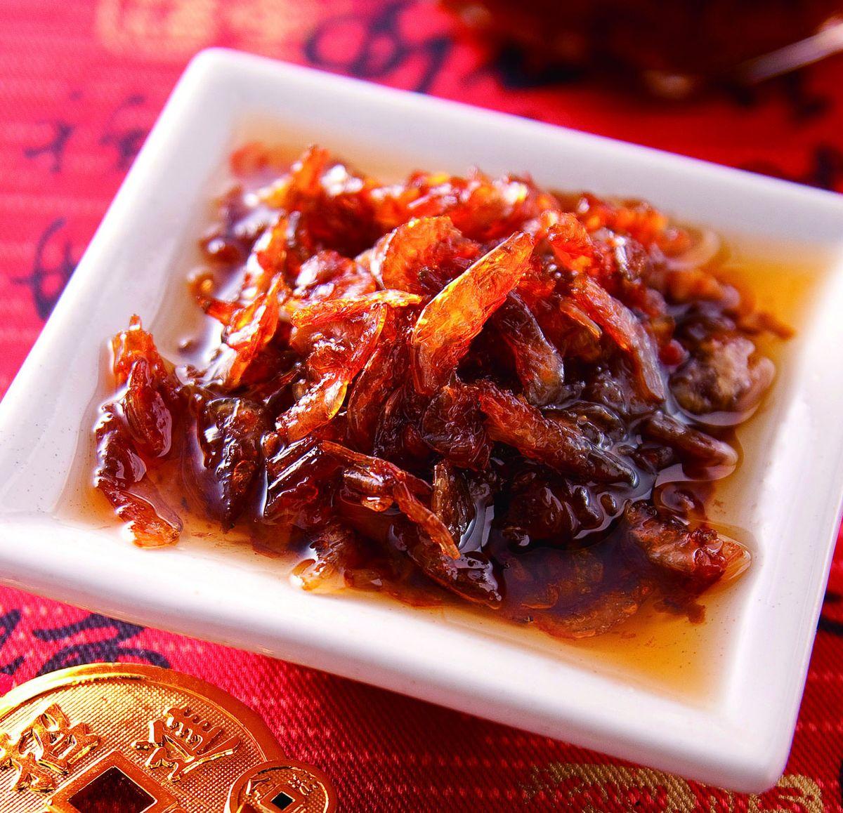 食譜:櫻花蝦醬(1)