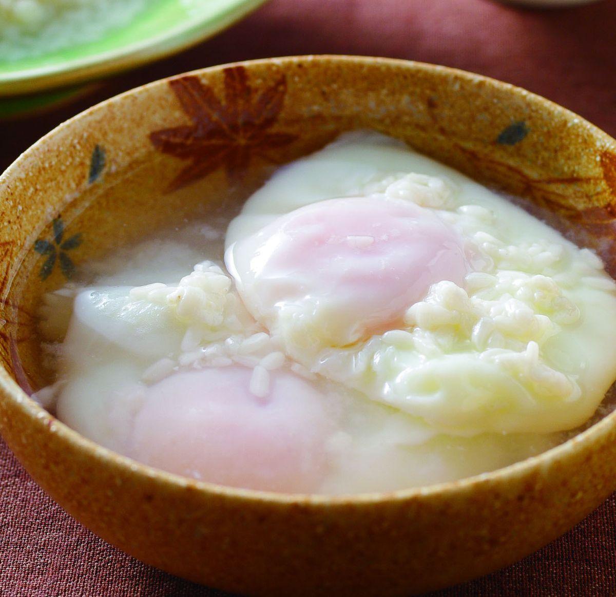 食譜:酒釀蛋(2)