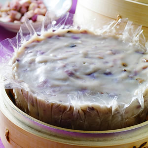 芋頭糕(1)