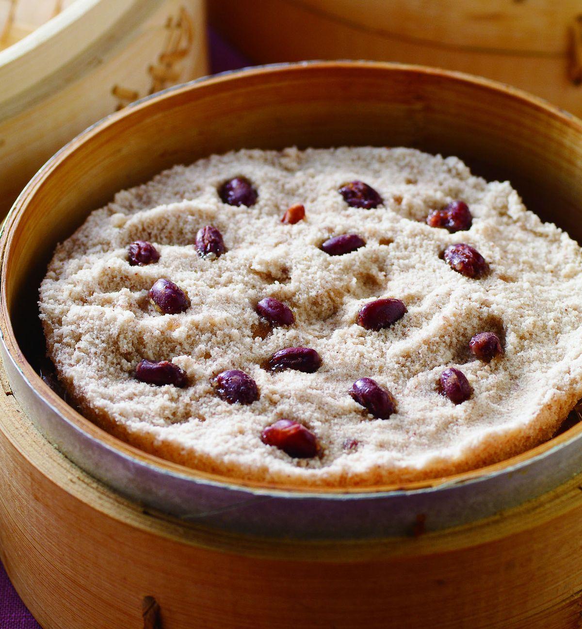 食譜:紅豆鬆糕(1)