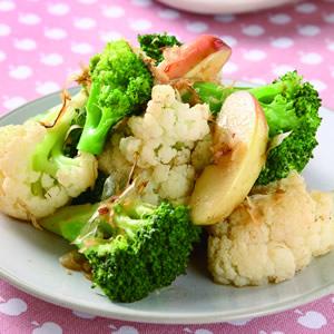 柴魚香拌花椰菜