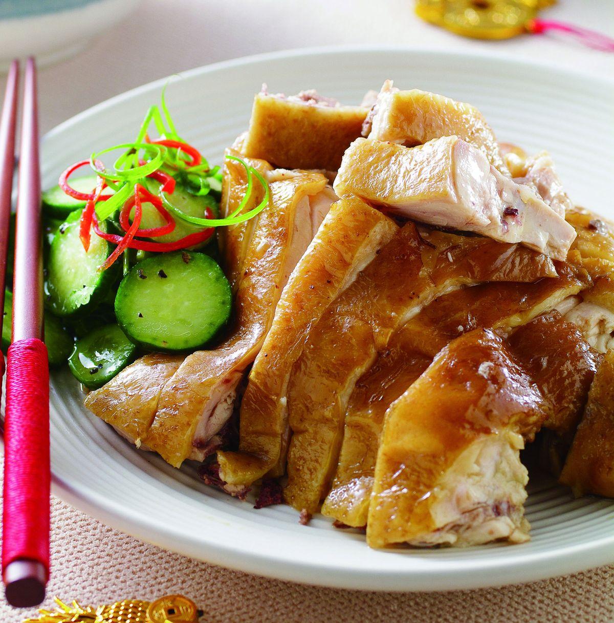 食譜:玫瑰油雞(2)