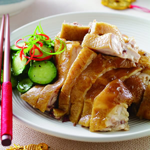 玫瑰油雞(2)