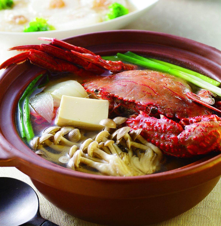 食譜:味噌螃蟹鍋