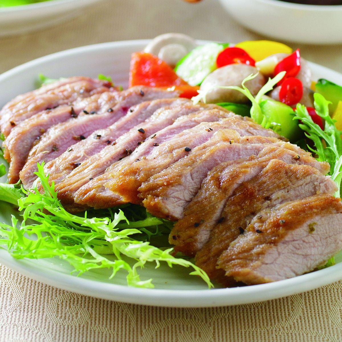 食譜:椒鹽霜降肉
