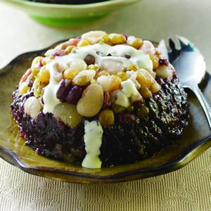 八寶紫米糕
