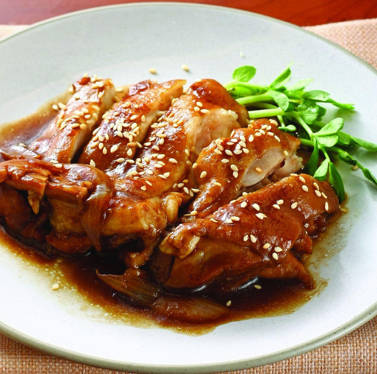 食譜:照燒雞腿排