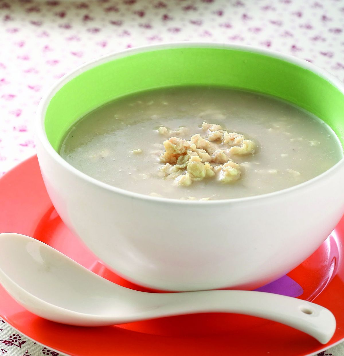 食譜:雞蓉芋香濃湯