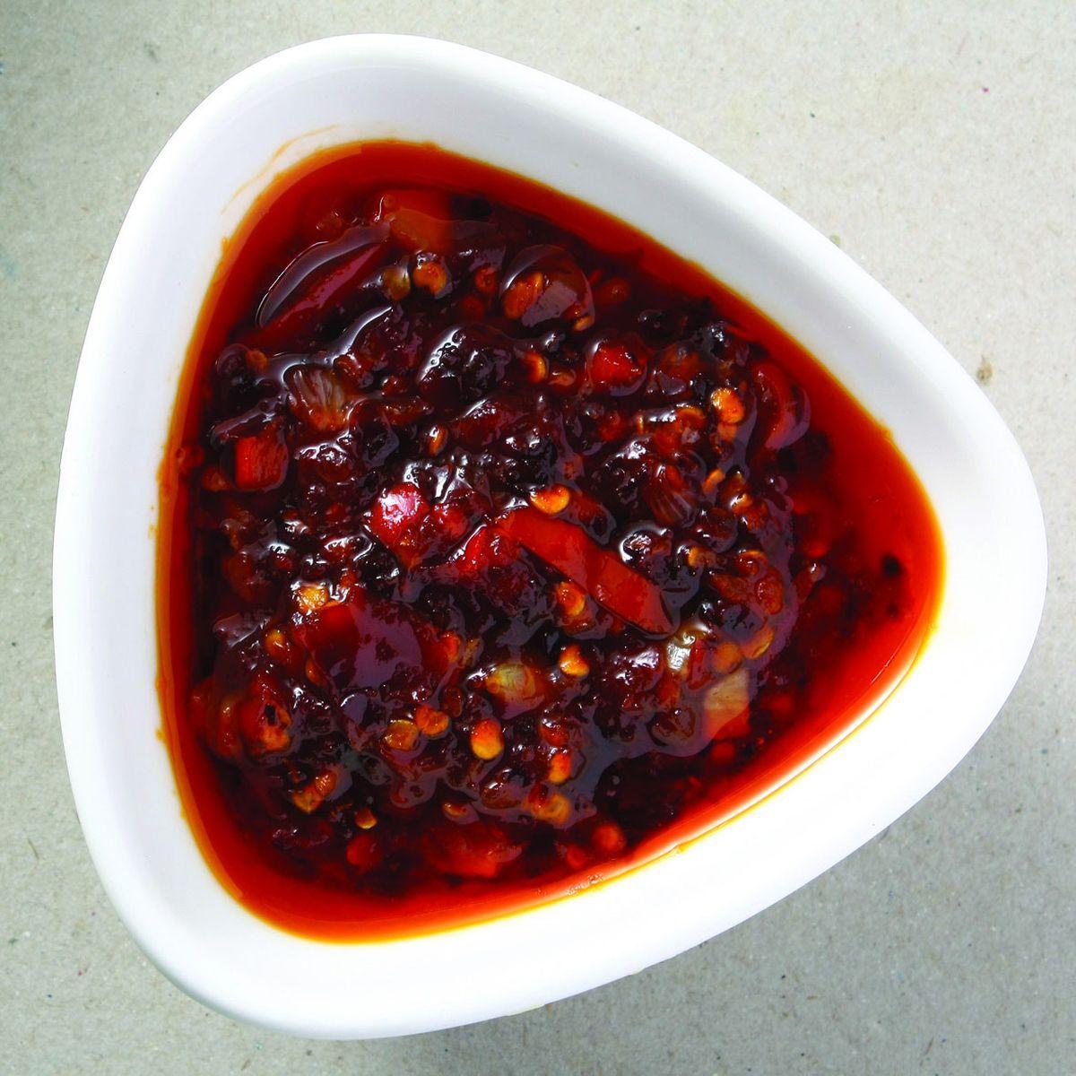 食譜:南洋鮮辣醬