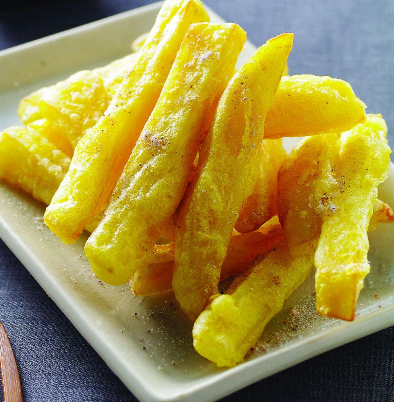 食譜:黃金薯(1)