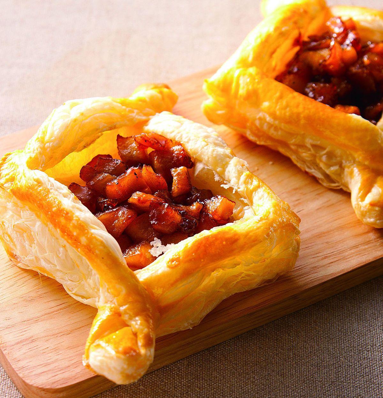 食譜:蘋果千層酥(1)