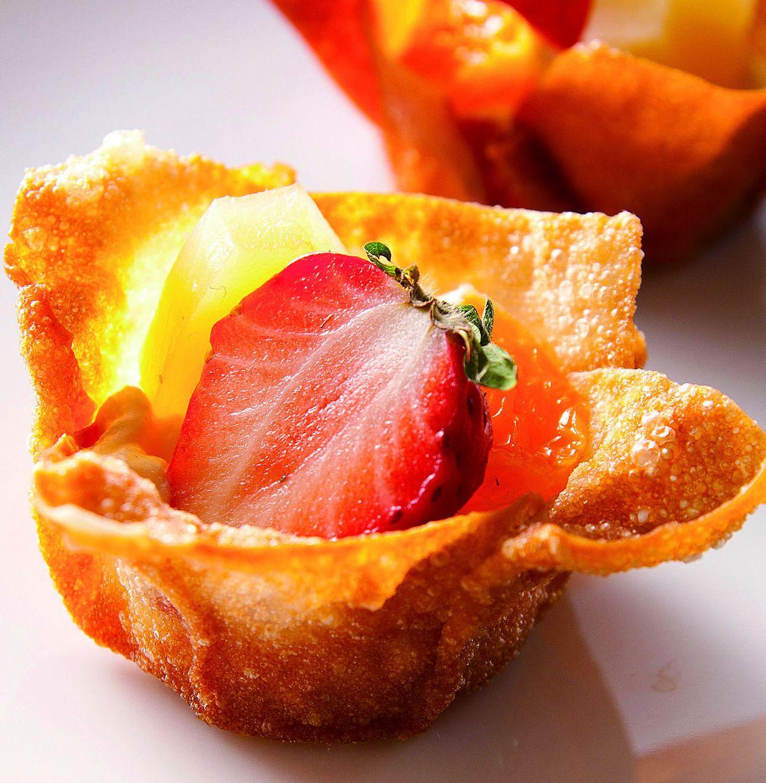 食譜:水果酥餅