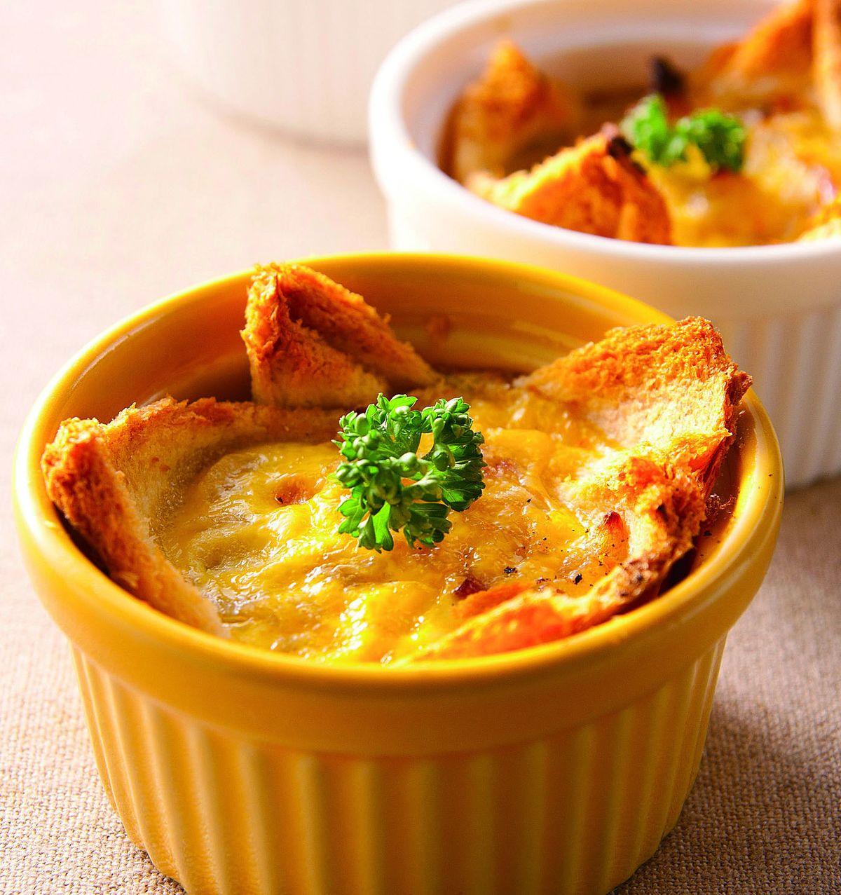 食譜:洋蔥培根鹹派