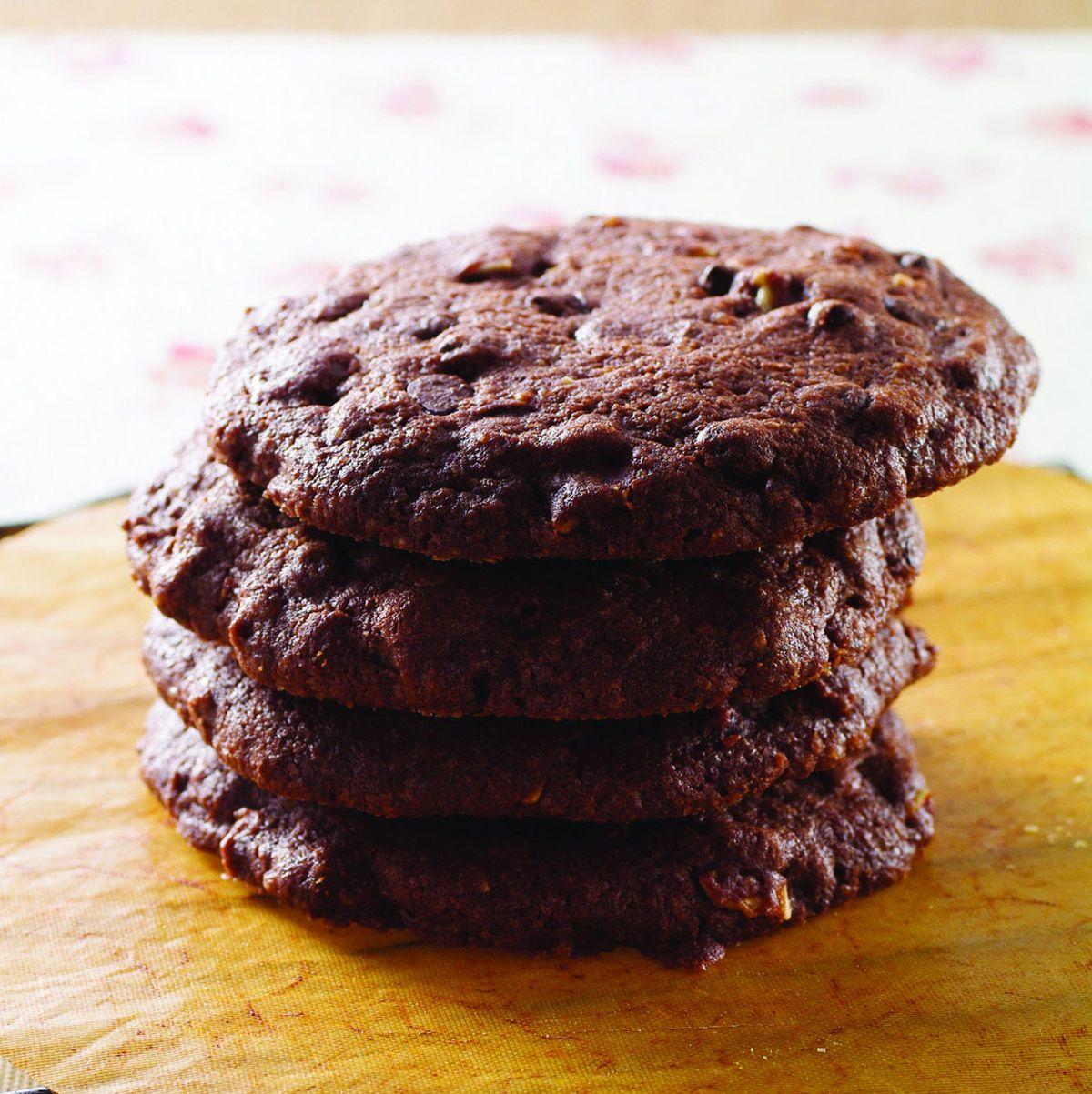 食譜:經典巧克力餅乾