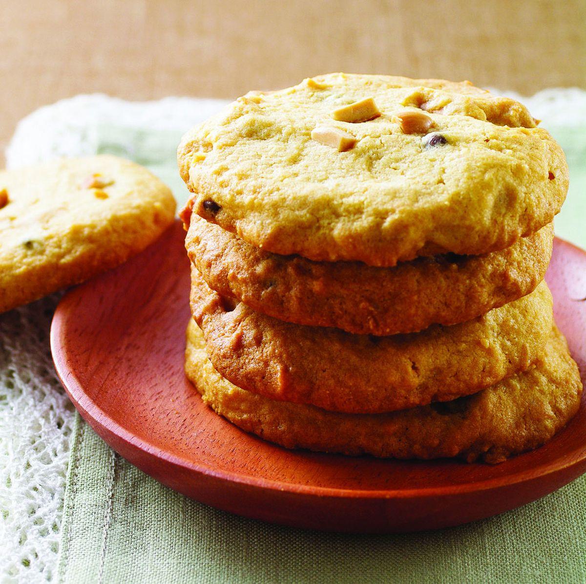食譜:花生餅乾