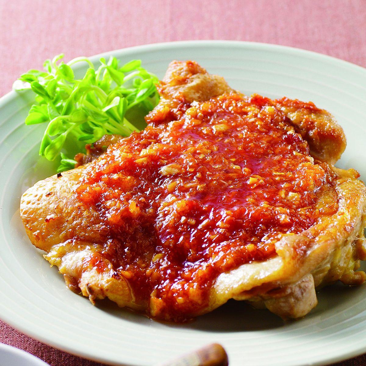 食譜:甜辣醬烤雞排