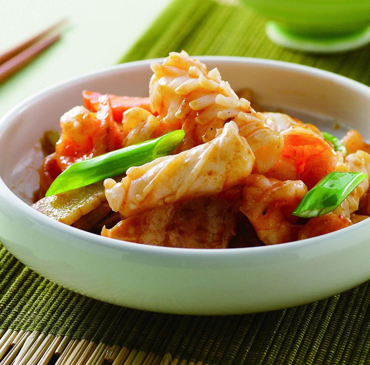 食譜:炒三鮮(2)