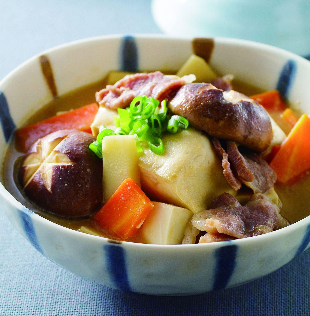 食譜:京燒豆腐