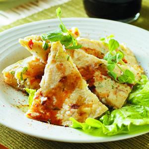 韓式魚丁煎餅