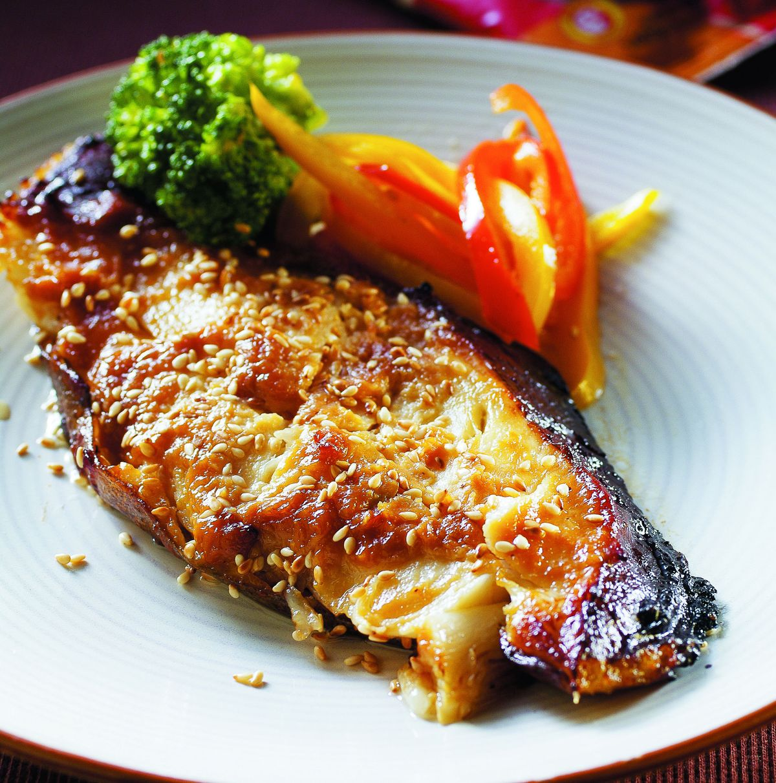 食譜:味噌烤圓鱈