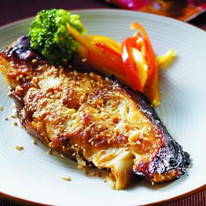 味噌烤圓鱈