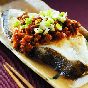 肉醬蒸鱈魚(1)