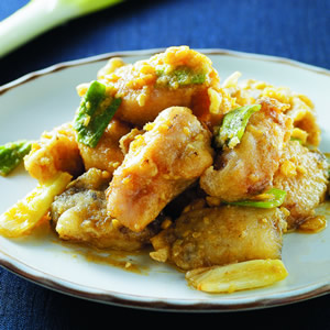金沙魚片(1)