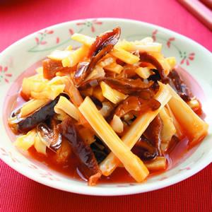 紅油桂竹筍