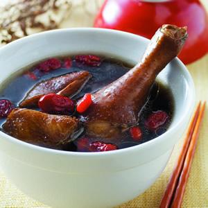 仙草雞湯(1)