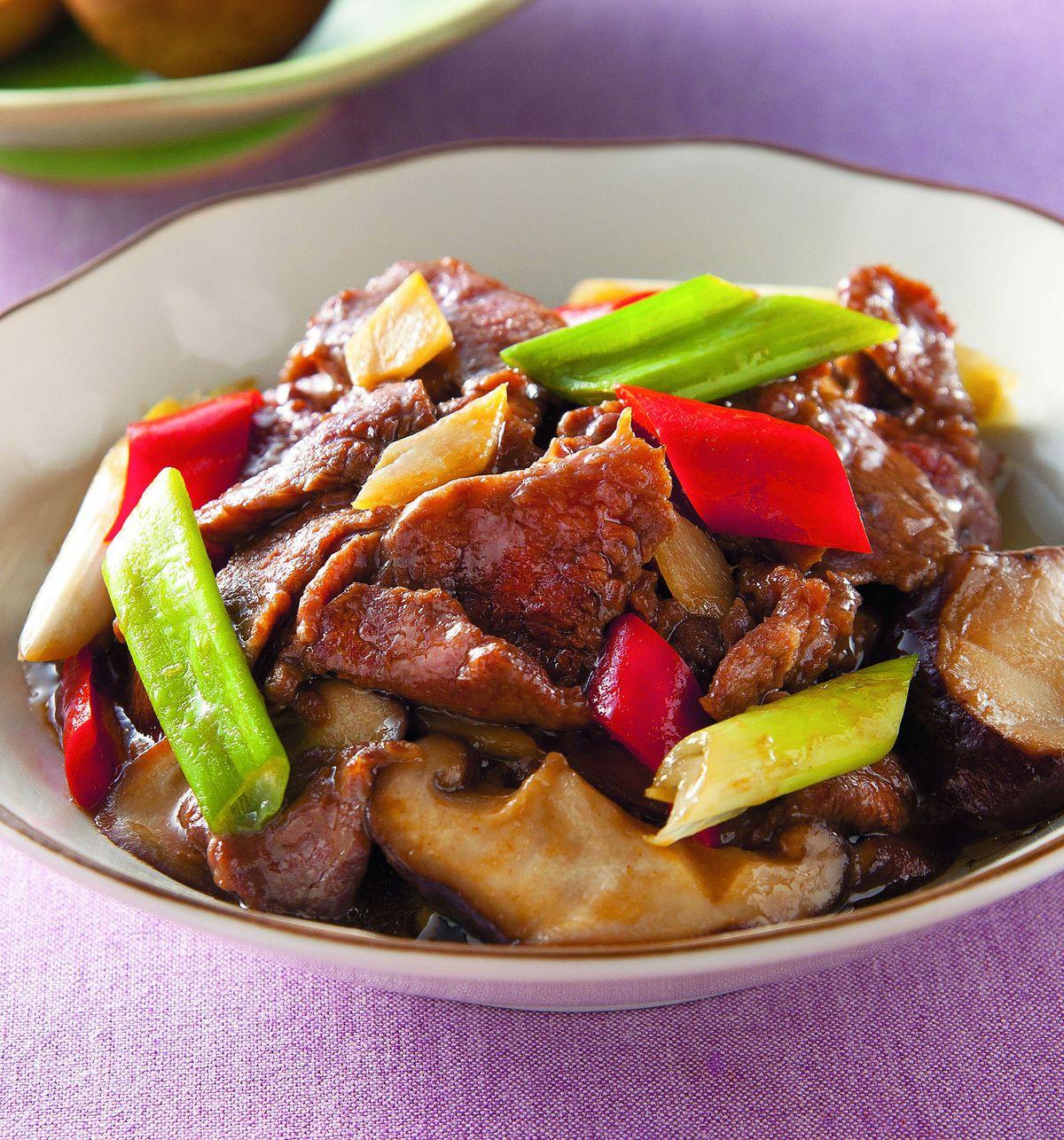 食譜:蠔油牛肉(9)