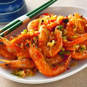 鹹酥蝦(3)