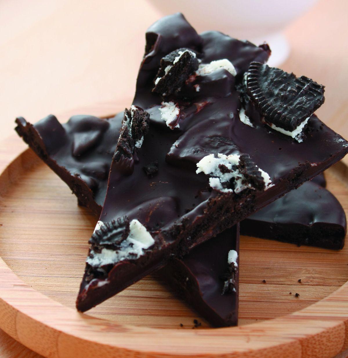 食譜:餅乾巧克力片