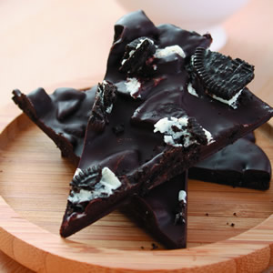 餅乾巧克力片
