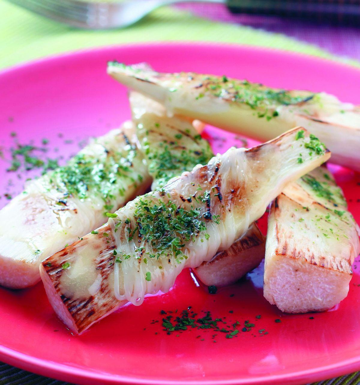 食譜:焗烤筊白筍