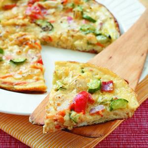 蔬菜烘蛋(1)