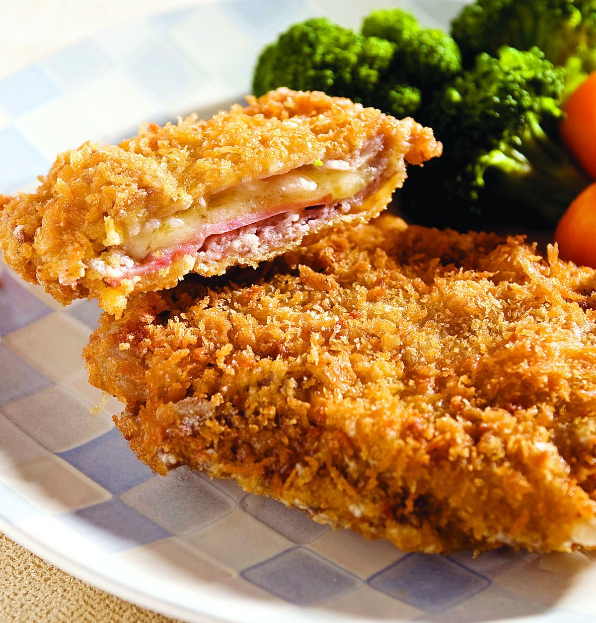 食譜:藍帶豬排(4)