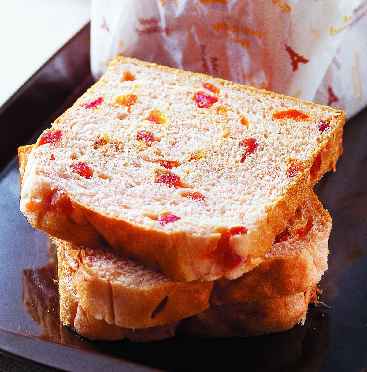 食譜:蕃茄吐司
