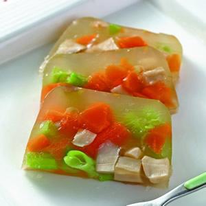 夏日蔬菜凍