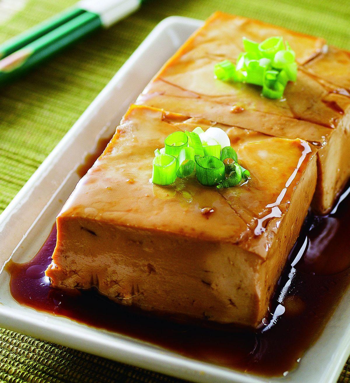 食譜:滷豆腐(2)