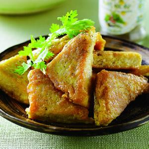 雞蛋凍豆腐