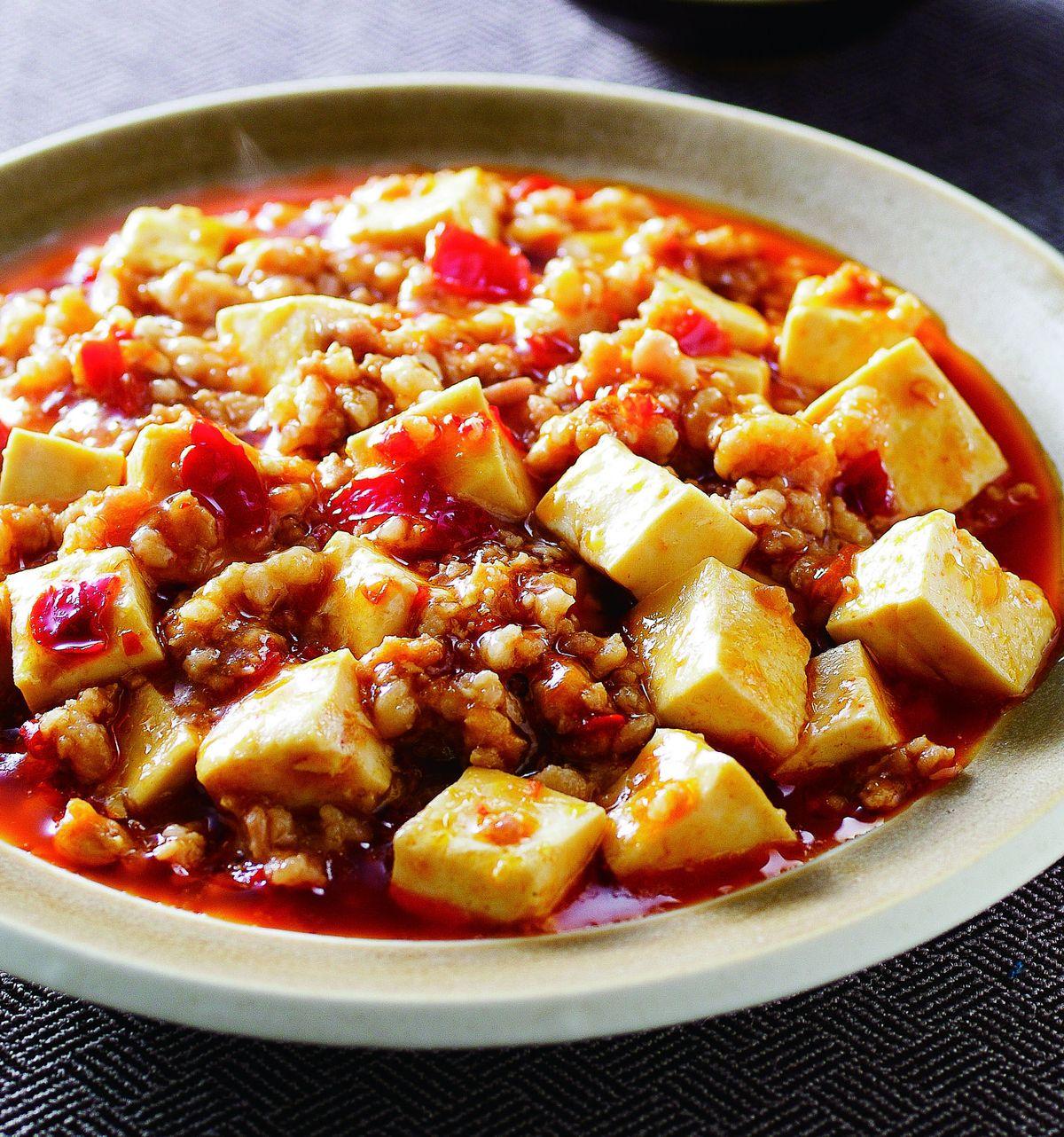 食譜:麻婆豆腐(41)