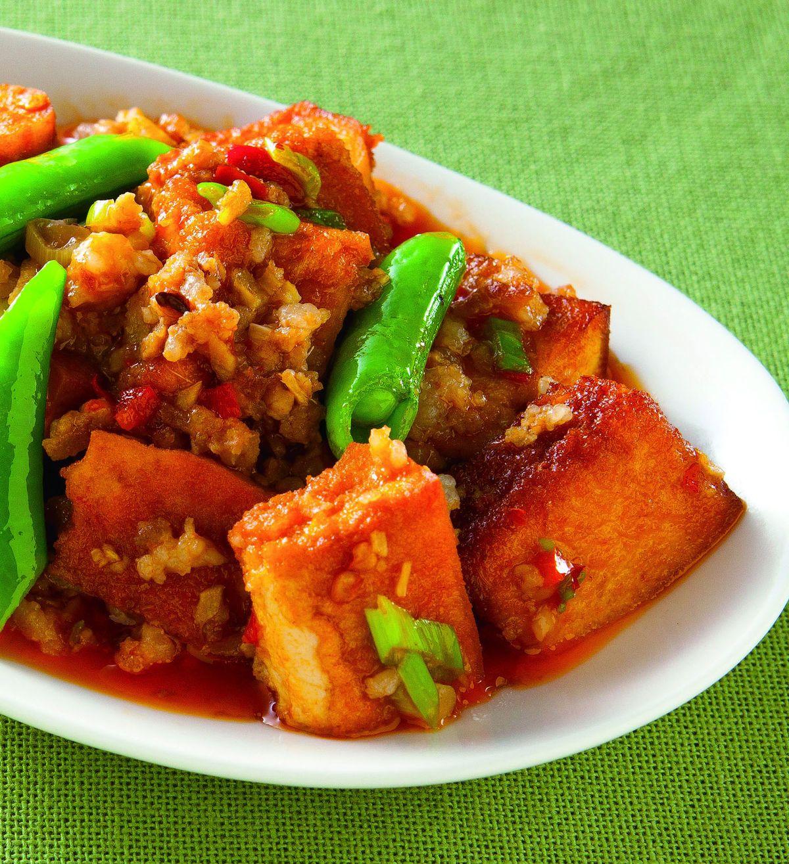 食譜:魚香豆腐(4)
