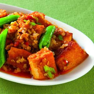 魚香豆腐(4)