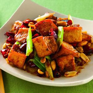 宮保豆腐(2)