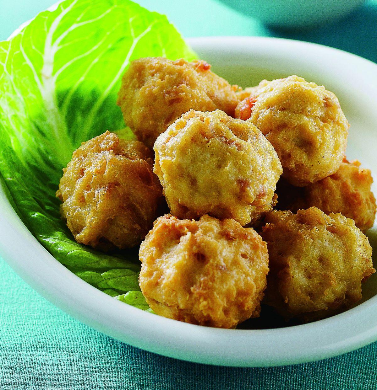 食譜:豆腐丸子(3)