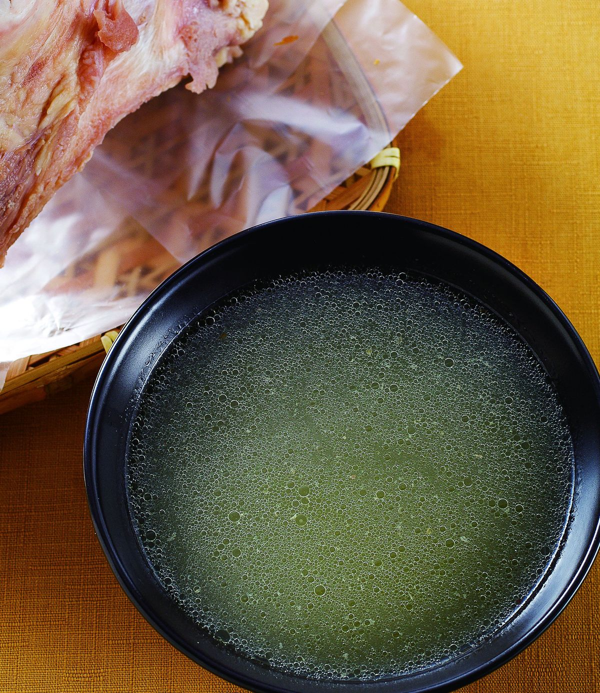 食譜:牛骨高湯(5)